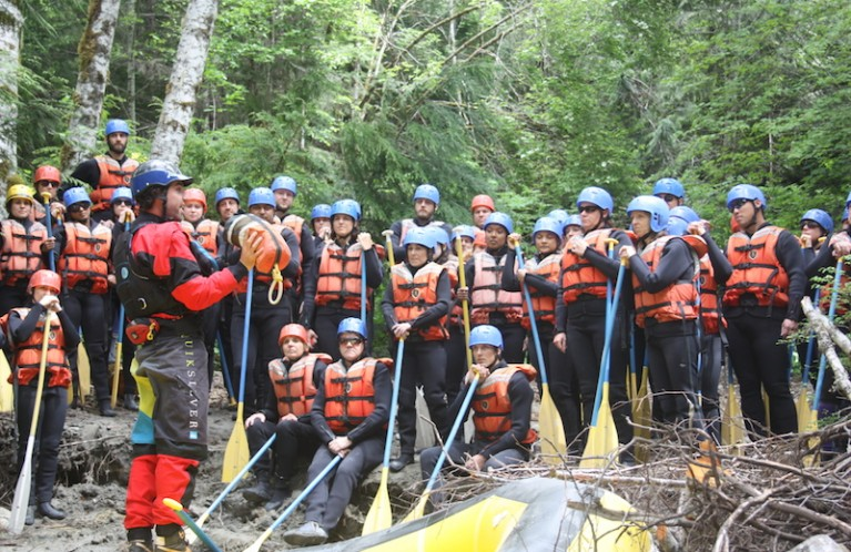 FAQs About Whistler Rafting