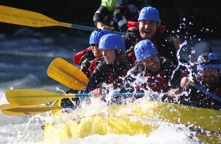 MULTI-DAY RAFTING TRIPS IN WHISTLER